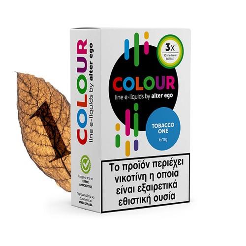 Tobacco One 3x10ml colours alterego