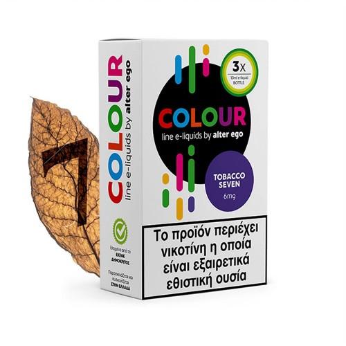 Tobacco Seven 3x10ml colours alterego