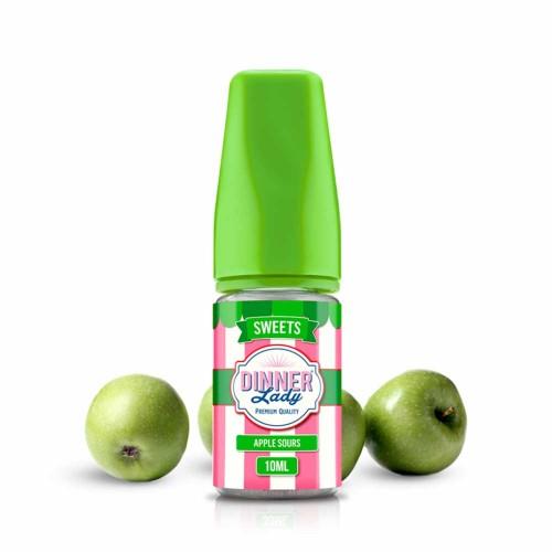 Apple Sours Dinner Lady Shake & Vape 10/30ml
