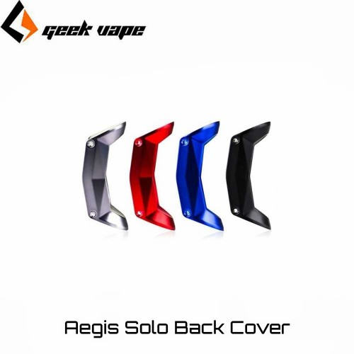 GeekVape Aegis Solo Back Cover - Ανταλλακτικο Πλαισιο