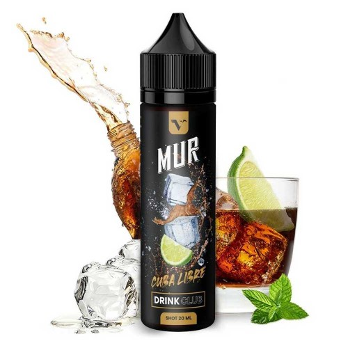 Vaplo MUR Cuba Libre Flavor Shot 20/60ml