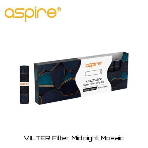 Aspire Vilter Filter Pack Midnight Mosaic - Ανταλλακτικα Φιλτρακια