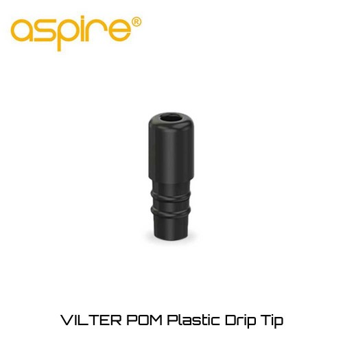 Aspire Vilter POM Drip Tip - Ανταλλακτικο Επιστομιο