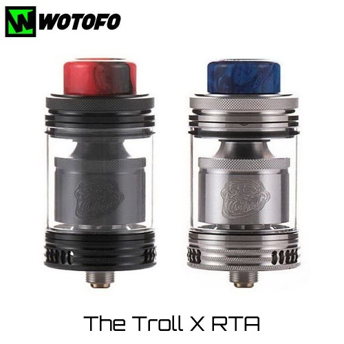 Wotofo The Troll X RTA