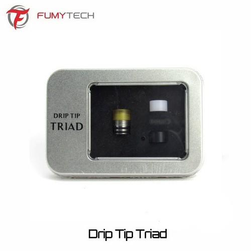 Fumytech Drip Tip 510 Triad
