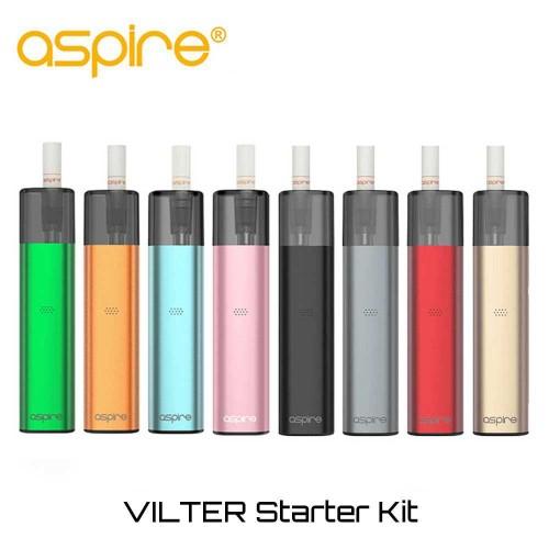 Aspire Vilter Pod Αρχικο Πακετο Starter Kit