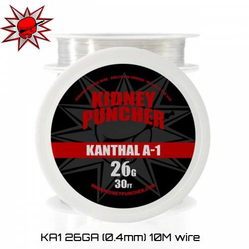 KP Wires Kanthal A1 26GA 10m wire Σύρμα
