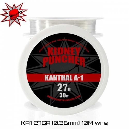KP Wires Kanthal A1 27GA 10m wire Σύρμα
