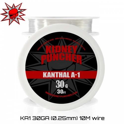 KP Wires Kanthal A1 30GA 10m wire Σύρμα