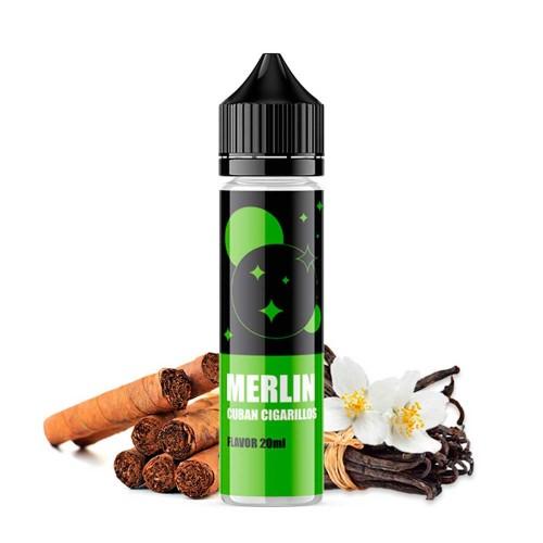 Cuban Cigarillos MERLIN Flavor Shot 20/60ml