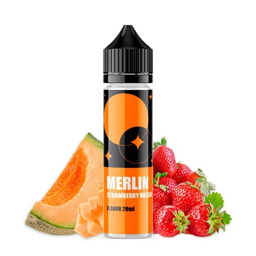 Strawberry Melon MERLIN Flavor Shot 20/60ml