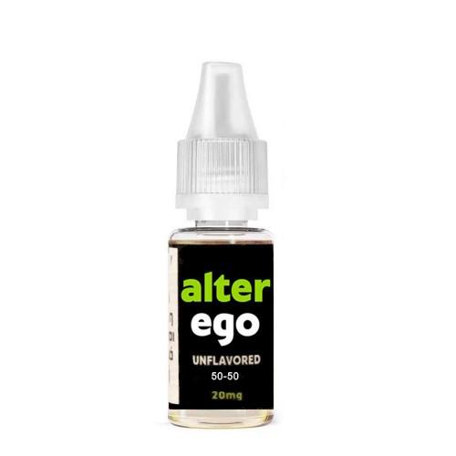 Βαση Alter eGo Unflavored Base 50-50 10ml