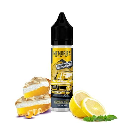 Memories Lemon Tart 20/60ml