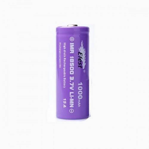 18500 1000mah Efest 15Α Battery IMR