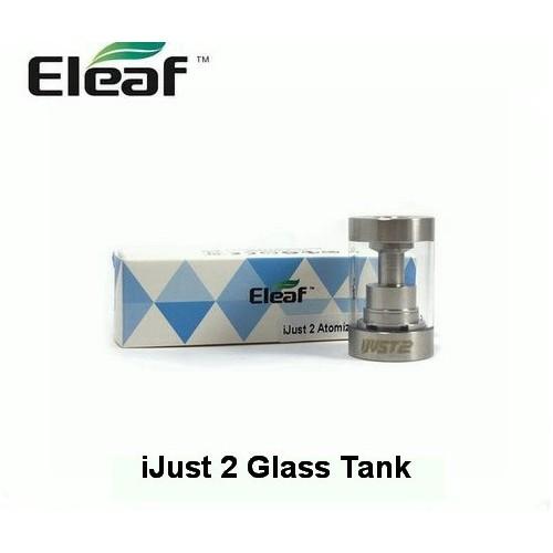 ELEAF iJust2 Glass Tank - Ανταλλακτική Δεξαμενή