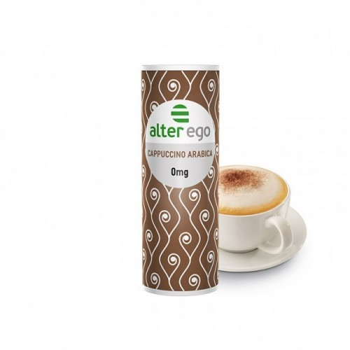 Cappuccino Arabica - Alter eGo Colours 10ml