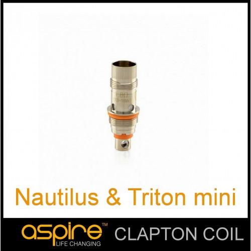 Clapton Coils Aspire Nautilus Triton mini