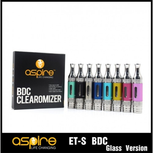 Aspire BDC ET-S Steinless steel
