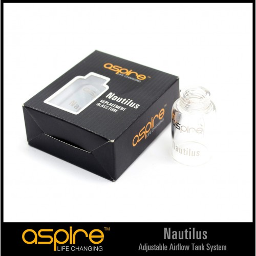 Glass Aspire BDC Nautilus by Eigate