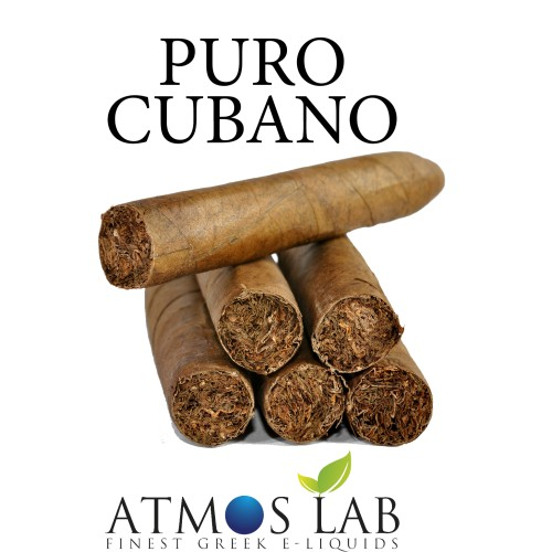 Puro Cubano by Atmos lab DIY