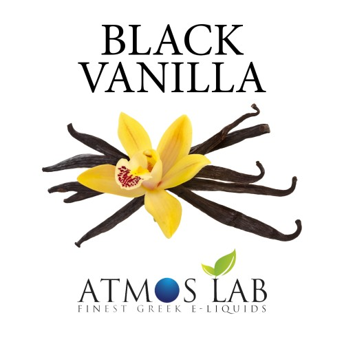 BLACK VANILLA by Atmos lab DIY