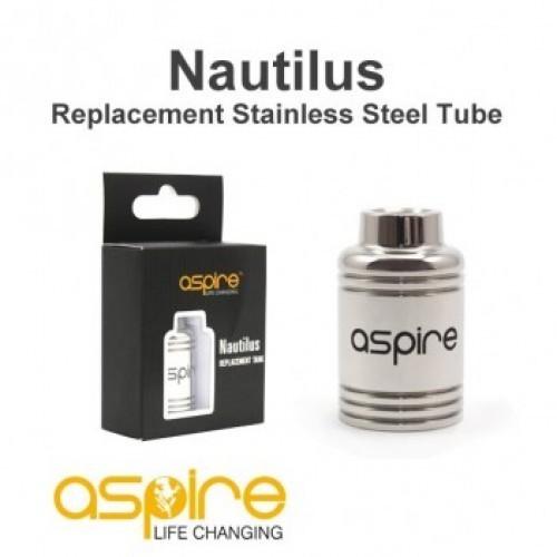 Stainless Tank Aspire BDC Nautilus by Eigate