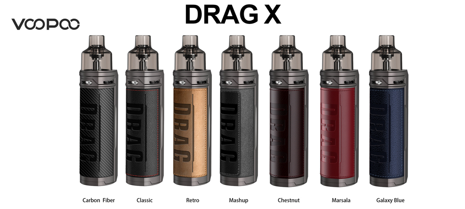 voopoo drug X beauty